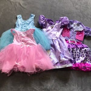 Other - Set of playtime princess dresses